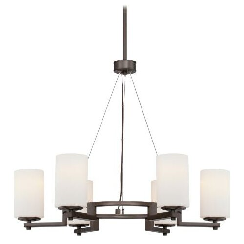 Minka Lavery Morlaix 6 Light Chandelier Reviews Wayfair