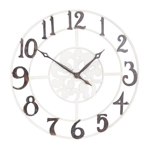 Household Essentials Oversized 32 Quot Numbers Wall Clock