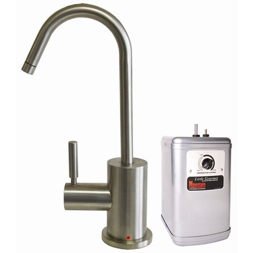 little gourmet hot water dispenser manual