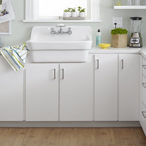 """American Standard Country 30"""" X 22"""" Kitchen Sink & Reviews"""