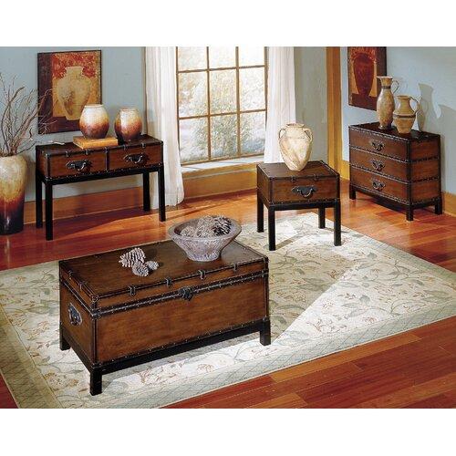 Steve Silver Furniture Voyage End Table Reviews Wayfair