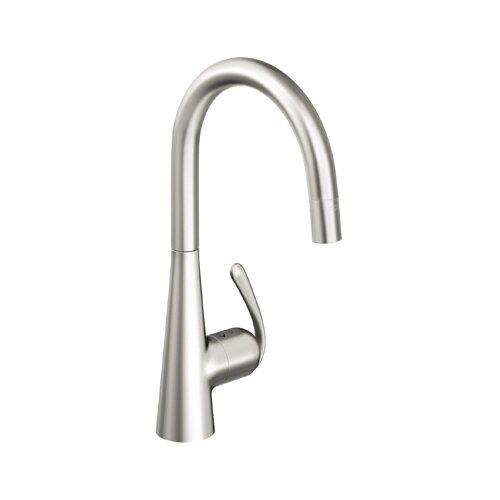 Ladylux3 single handle single hole standard kitchen faucet for Eco friendly kitchen faucets