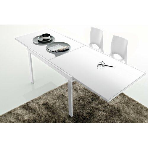 YumanMod Master Large Extendable Dining Table amp Reviews  : Master Extendable Dining Table SDP010401 from www.wayfair.com size 500 x 500 jpeg 40kB
