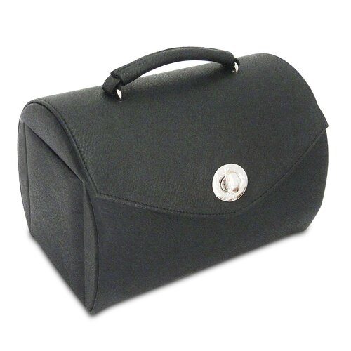 Layla Leather Jewelry Box by Morelle
