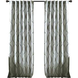 Parket Curtain Panel (set van 2  )