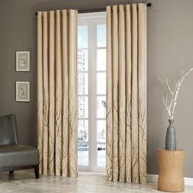Tunesië Single Curtain Panel