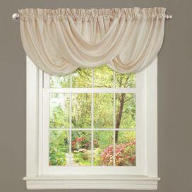 Pom Pom Window  Single Curtain Panel