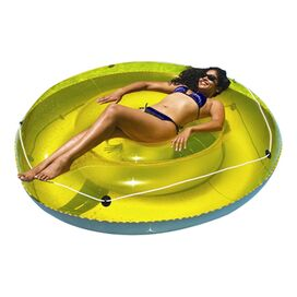 Sun Tan Island Pool Lounger