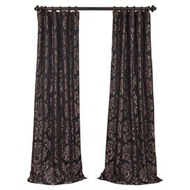 Serendipity Single Curtain Panel