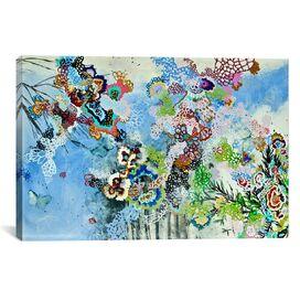 'Breeze' van Laura Dro Schilderen op Canvas