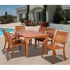 Lanai Folding Dining Side Chair (set van 2)