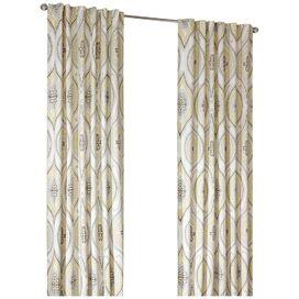 Sun-n-Shade Luminary Single Curtain Panel