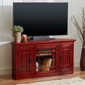 TV Stand met elektrische haard