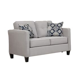 Simmons Bekleding Munchkin Sofa in Cranapple