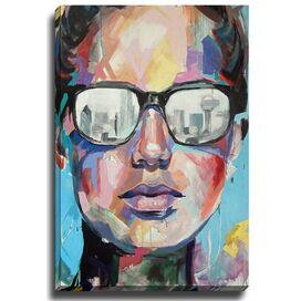 'Deluge' van Marc Allante Schilderen op Canvas