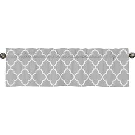 Delray Diamond Single Curtain Panel