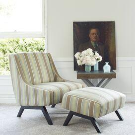 Convert-a-Couch gestoffeerde slaapbank