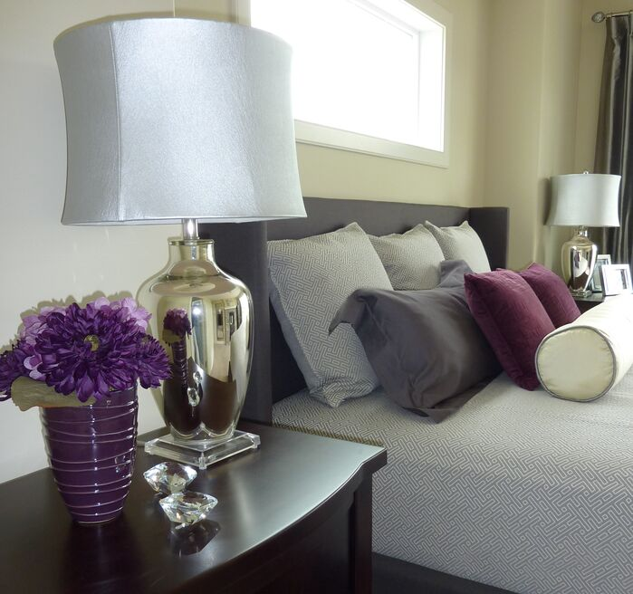 Contemporary Bedroom photo by Willow Tree Interiors