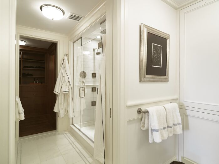 Traditional Bathroom photo by SLC Interiors