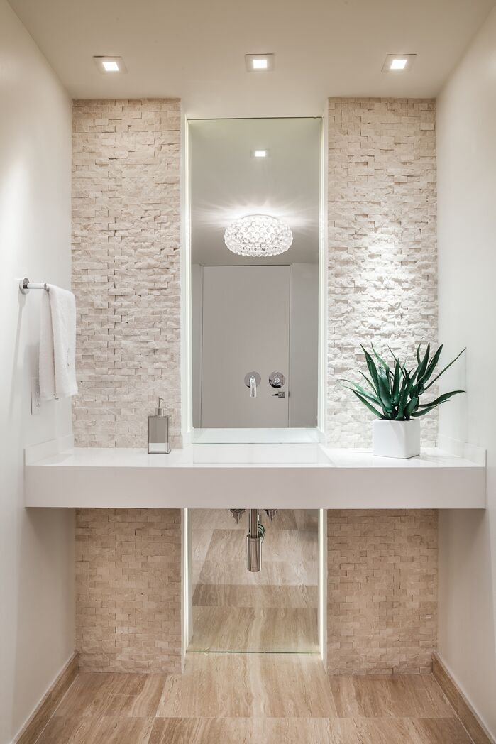 Modern Bathroom photo by 2id Interiors