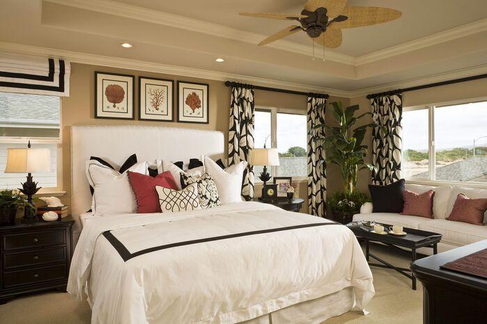 Contemporary Bedroom photo by Studio V Interiors