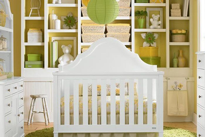 Contemporary Nursery photo by Wayfair