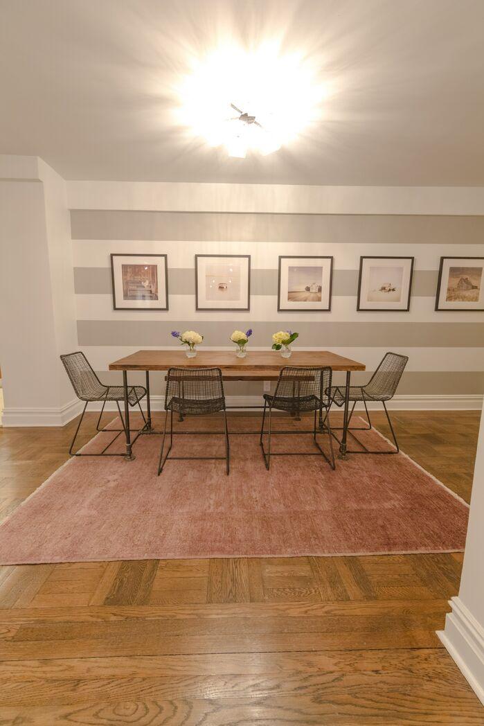 Modern Dining Room photo by Marie Burgos Design