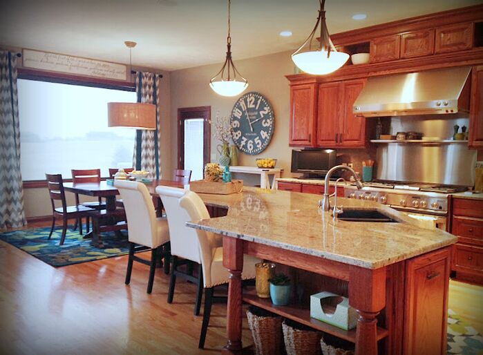 Contemporary Kitchen photo by Fluff Interior Design and Fluff Your Stuff