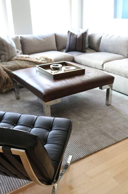 Modern Living Room photo by Victoria Elizabeth Design