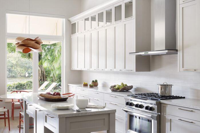 Contemporary Kitchen photo by Krista Watterworth Design Studio