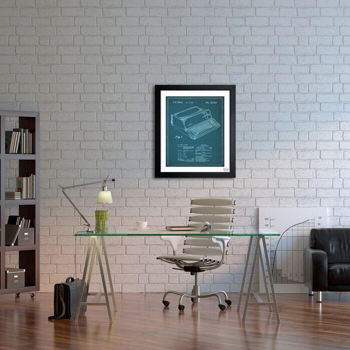 Modern Executive Office photo by Wayfair Office Design Team