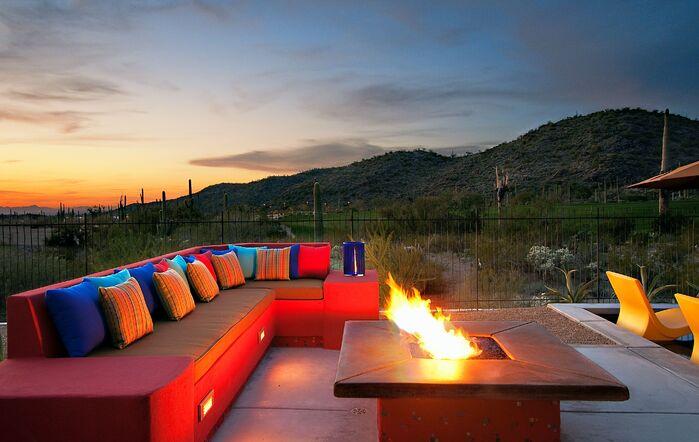 Contemporary Exterior/Patio photo by Boxhill Design