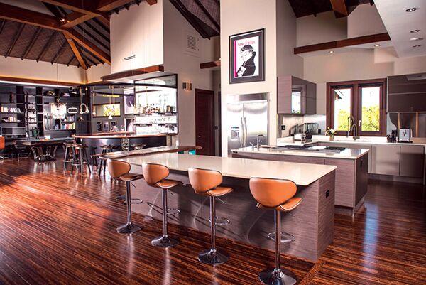 Contemporary Kitchen photo by Edgewater Development