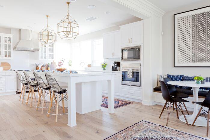 Modern Kitchen photo by Veneer Designs