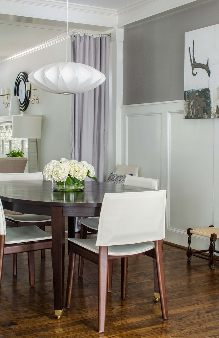 Eclectic Dining Room photo by TERRACOTTA DESIGN BUILD