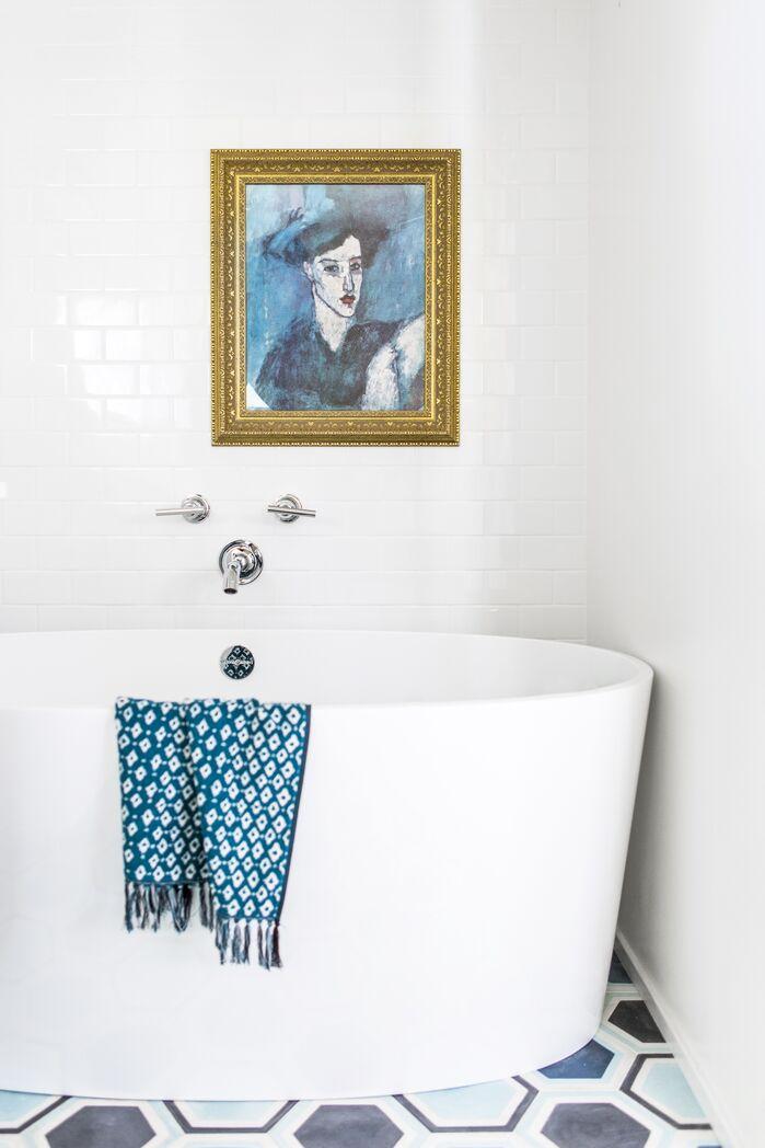 Modern Bathroom photo by Susie Herr