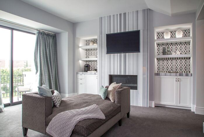 Contemporary Bedroom photo by dmar interiors