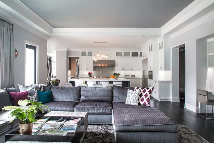 Contemporary Living Room photo by dmar interiors