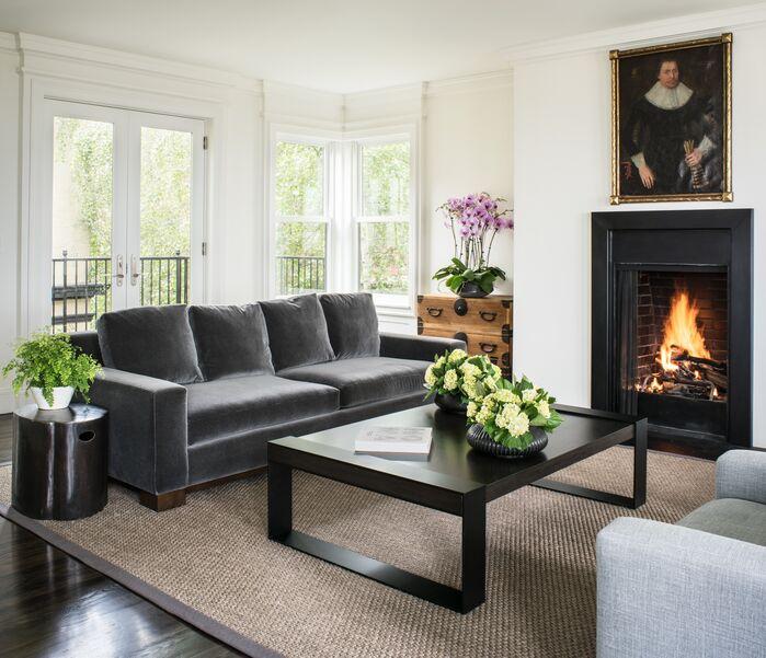 Modern Living Room photo by Antonio Martins Interior Design