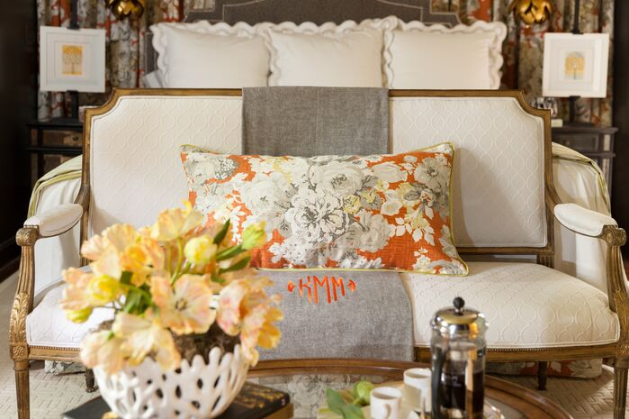 Traditional Bedroom photo by Kim Macumber Interiors