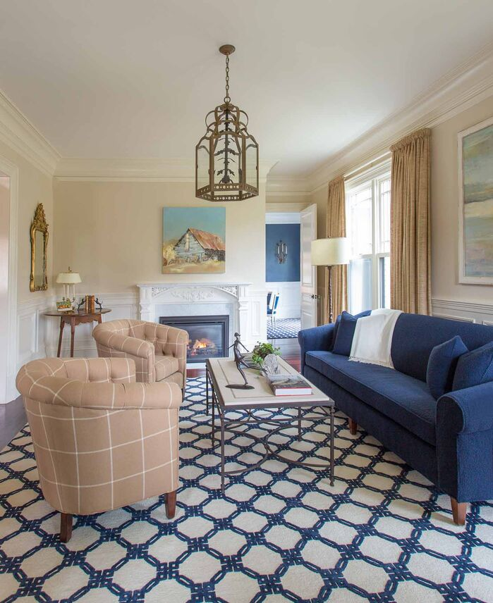 photo by Catherine & McClure Interiors
