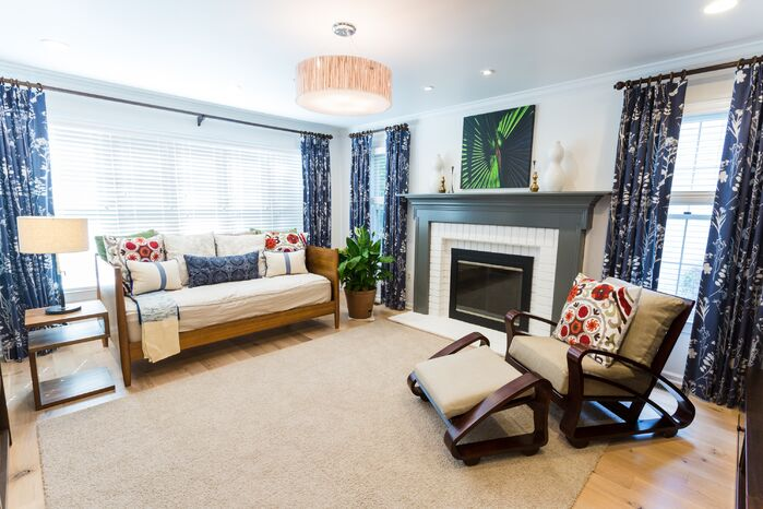 Living Room photo by Maria Causey Designs