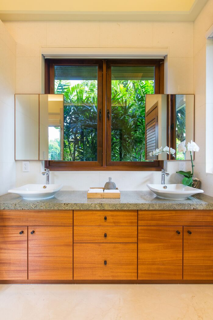Contemporary Bathroom photo by MCYIA Interiors Architecture and Design