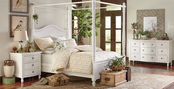 Cottage/Country Bedroom photo by Birch Lane