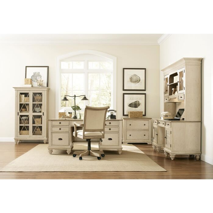 Coastal Home Office photo by Wayfair