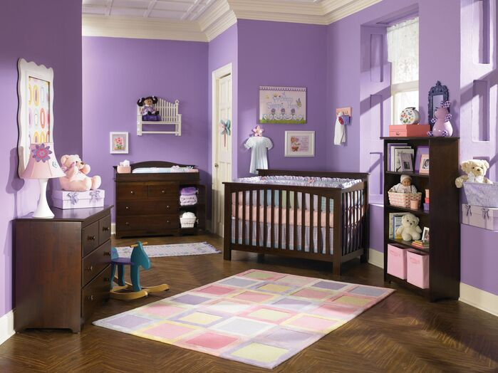 Eclectic Nursery photo by Wayfair