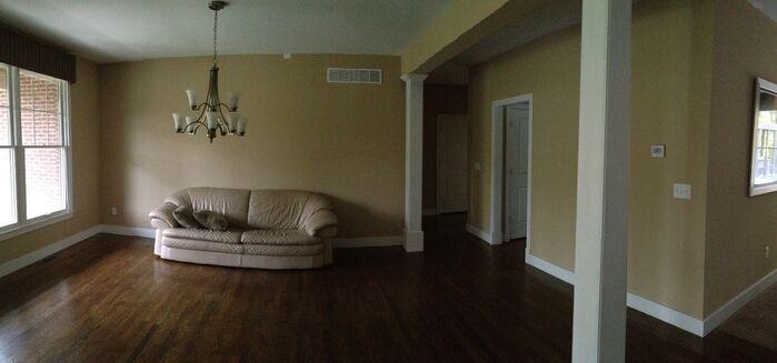 Modern Living Room photo by Castellini Interior Design