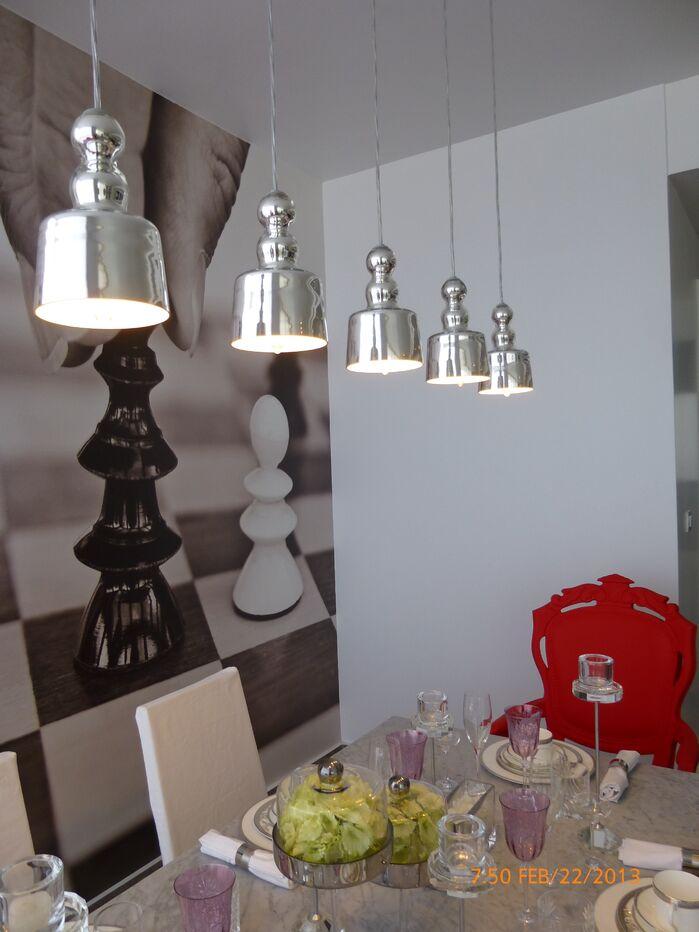 Modern Dining Room photo by Urvan Studios