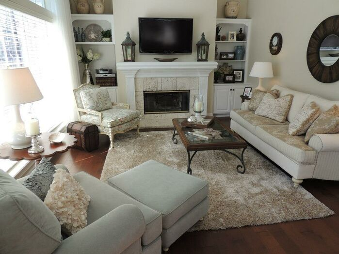 Coastal casual cottage country living room photos by for International decor outlet jacksonville fl