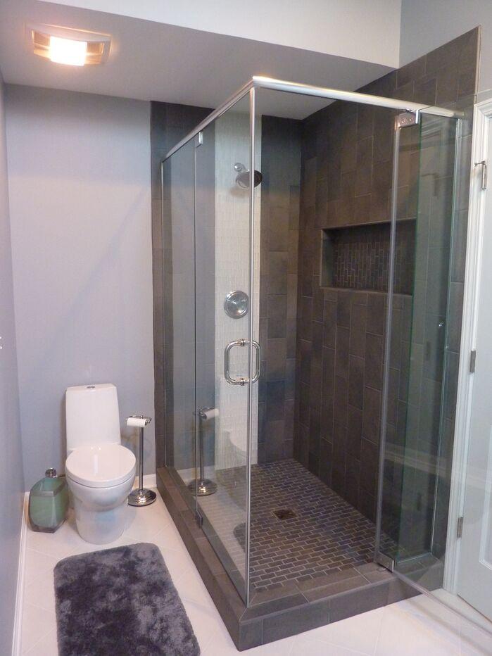 Modern Bathroom photo by Design By Alicia